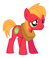 MLP - Young Macintosh by Warmo161