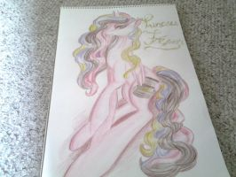 Princesse Tresor (Cadence's mother?) by StarShineTheAlicorn