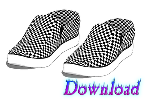 DOWNLOAD: Shoes - Sneaker Style 1 by BennyBrutt