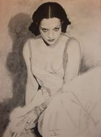 Dorothy Lamour 2 by astrogoth13