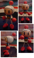 Bomberman by Gregarlink10
