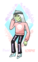 GO: Pastel corpse by to-much-a-thing