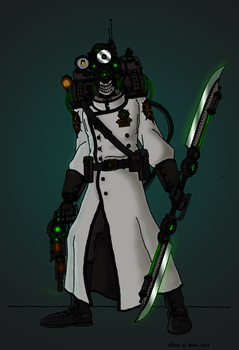 Triage Directive Scientist by Athalai-Haust