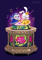Tale As Old As Time by IngridTan