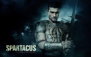 Spartacus Blood And Sand Wallpaper by iamsointense