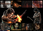 Lara Croft Reborn - Wallpaper 2 by NatlaDahmer