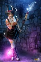 League of Legends - Bewitching Nidalee (II) by DidsRainfall