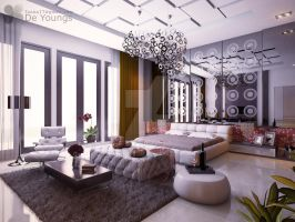 MASTER BEDROOM, MEDAN by TANKQ77