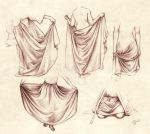 Draping Folds by ArandaDill