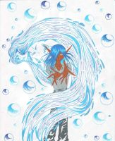 Mystic Water by im-a-happy-emo