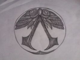 Assasssin's Creed 2 symbol by DannyS1994