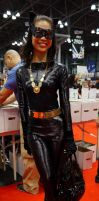 NYCC'14 Catwoman B by zer0guard