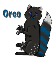 Redraw Oreo x3 by ShiraTheCat