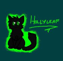 Hollyleaf by MagicMau