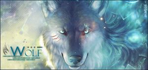 Wolf Signature by xMarquinhos