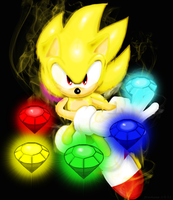 Super Sonic by BreAuna