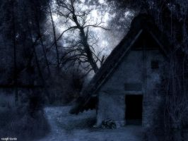 Haunted House by roughdivide