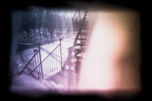 Empty Stairs by HardLock