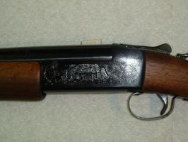 Winchester 37 Reblued by FNPhil
