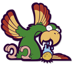 Stoopid Squawks by TnT-Illustrations