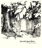 Secret garden by wantou