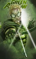 Green Arrow by amonir1981