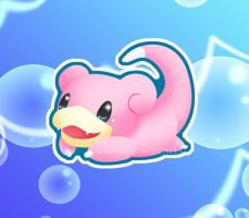 Slowpoke v2.0 by Clinkorz