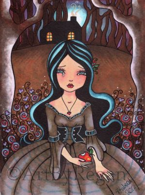 Snow White by Regs