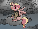 Cloudy Day- Commission by SweetsisMagic