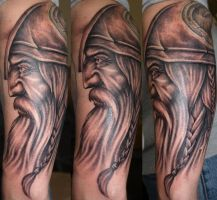 Viking 8 by DarkSunTattoo