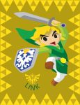 The Legend of Zelda - Link by WestSideYo314