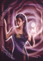 Jasmine - Enchanting Cover Contest by AndreaSchepisi