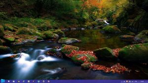 River Theme Windows 7  8 by Adyss88 by Andrei-Azanfirei