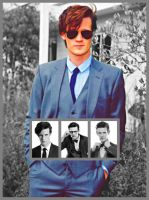 Matt Smith Collage by tomboy393