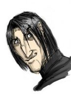 Never trust a grinning Snape by Erikonil