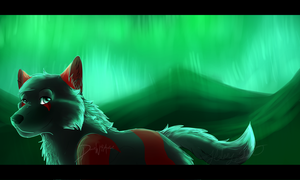 .:The Bright Green Life:. by DarkWolfArtist