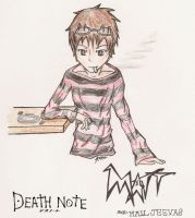 Death Note: Mail Jeevas by Katheh