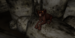MMD Cub Zira + DL by Valforwing