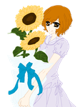 A Yori Flower by Sayori00