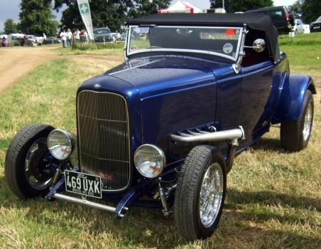 hot rod show   old Walden 5 by Sceptre63