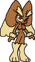 Lopunny Color by Sonic-chaos
