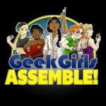 Geek Girls ASSEMBLE! by DiHA-Artwork