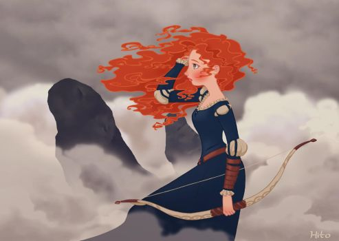 Merida by Hito76