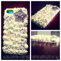 Deco Den iPhone Case by Creative-4ever