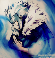 Second Hokage - Nidaime by Cloudy-wolf