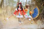 Dynasty Warriors 8 - Follow my lead! by vaxzone