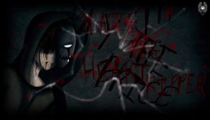 Commission: OC Wallpaper ::Nate the Heart Ripper:: by DaReckless