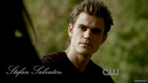 Stefan Salvatore by TwilightEdward04
