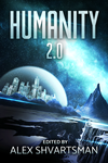 Humanity 2.0 - Book Cover by HollyHeisey