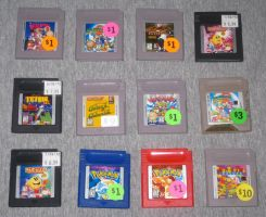 Entire Game Boy Collection - Part 5 by T95Master
